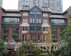 别墅石材案例-华润中央公园别墅