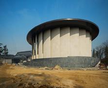 瑞达石材案例-一东湖会议中心