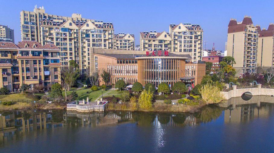 瑞达近期案例——鄂州恒大首府
