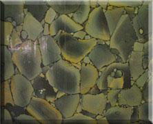奢华石材:荷叶绿