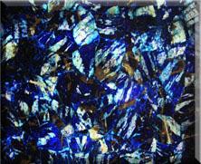 奢华石材:蓝宝石