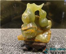 天然玉石:葫芦