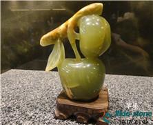 天然玉石:苹果