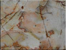 石材背景墙:红花紫玉