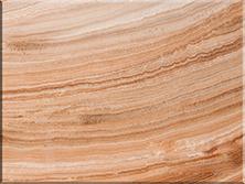 石材背景墙:木纹玉