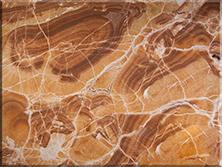 石材背景墙:松香黄玉