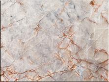 石材背景墙:冰川红玉