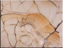 石材背景墙:冰玉