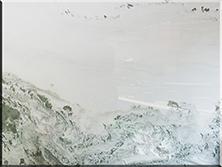 玉石背景墙:山水玉