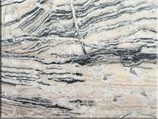 石材背景墙:黑白玉