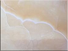 石材背景墙:桔子玉