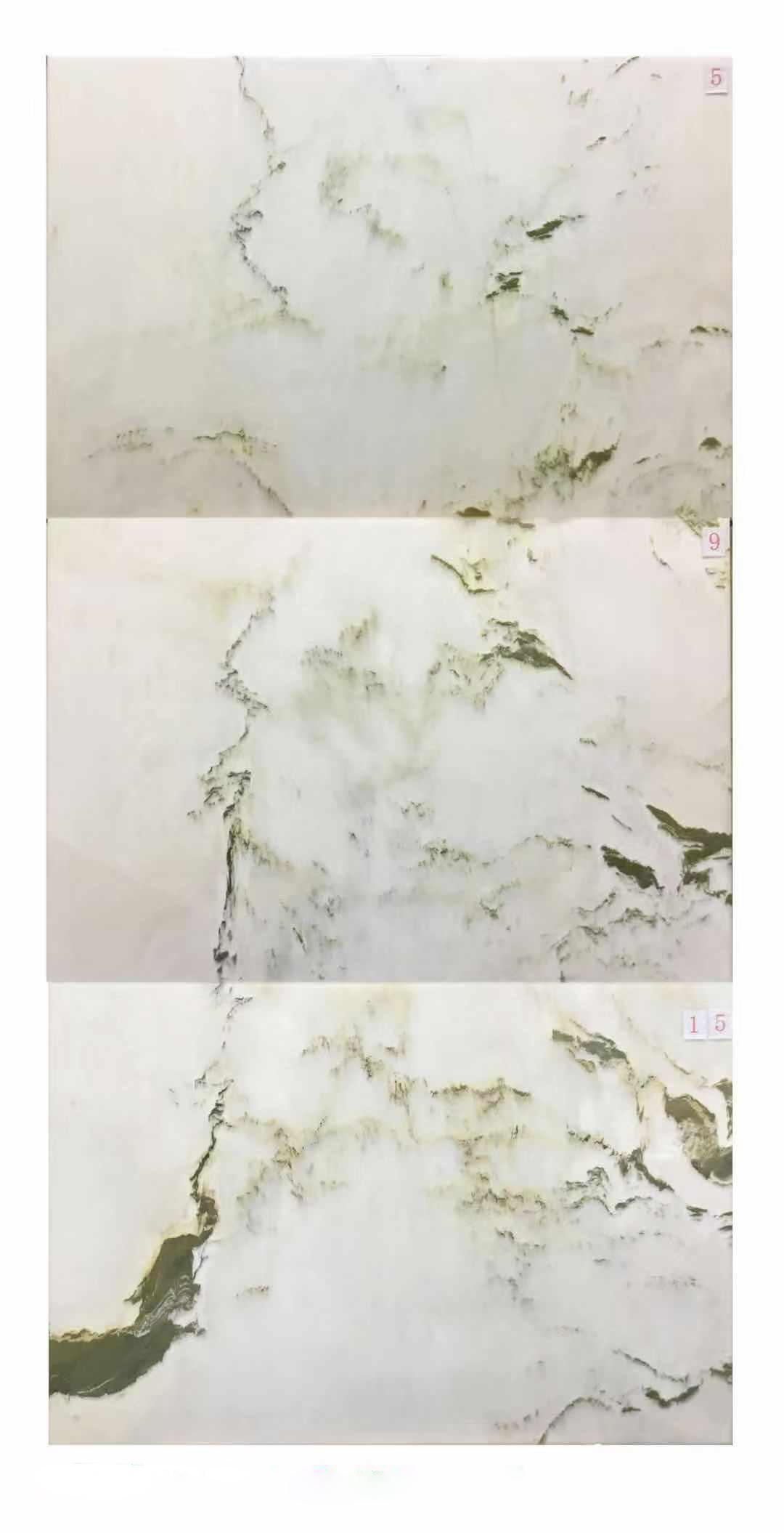 背景墙:三拼山水画4