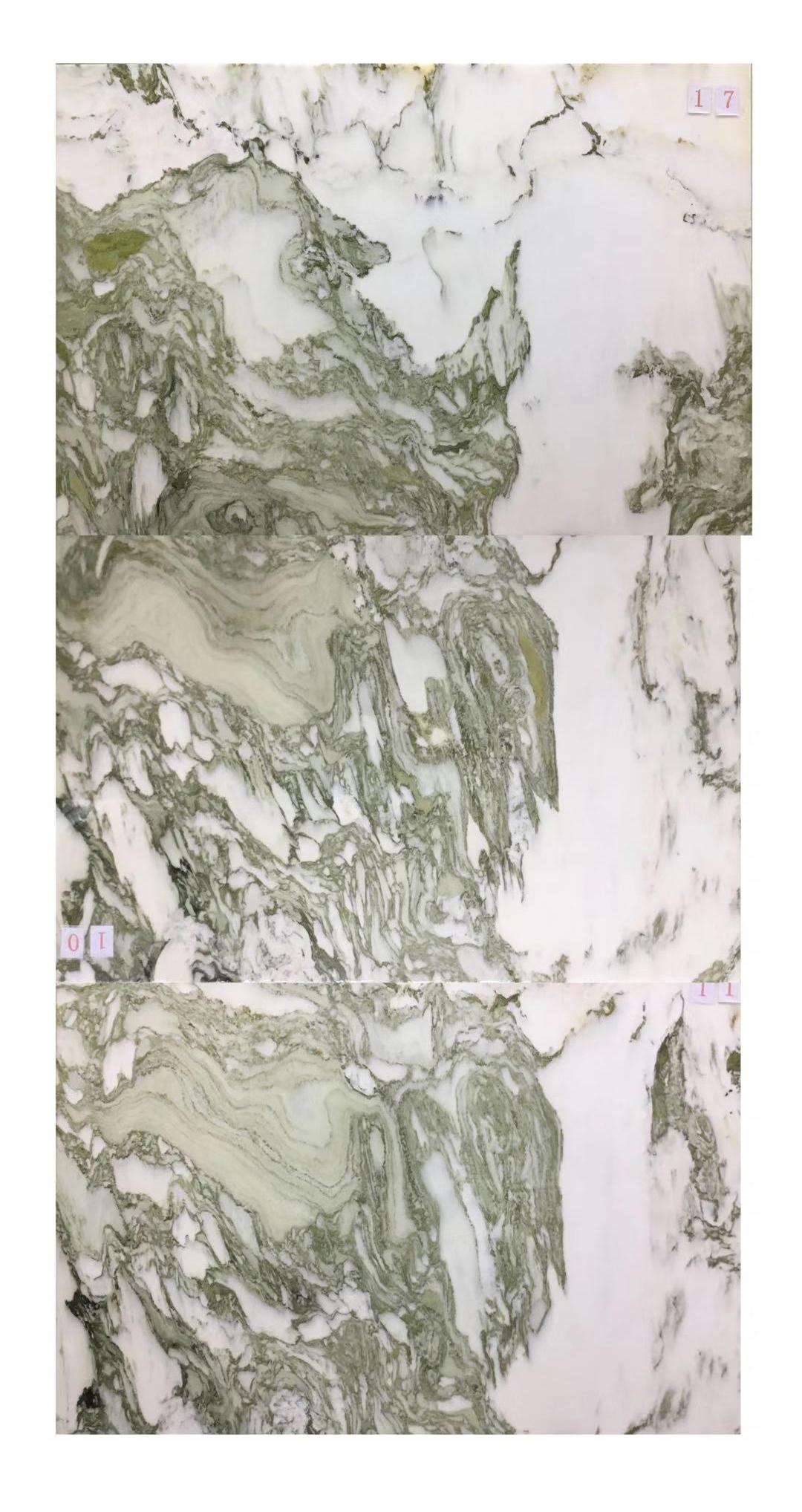背景墙:三拼山水画2